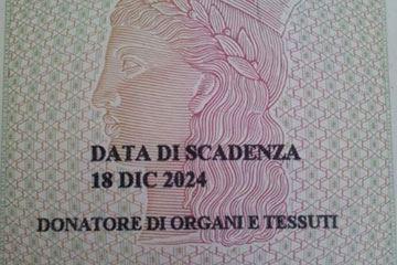 Gaeta: si potrà  dichiarare la donazione degli organi sulla carta di identità