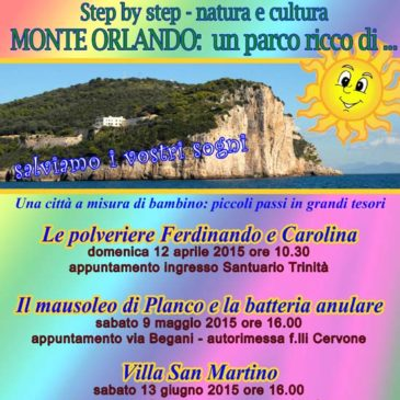 Gaeta nel WeekEnd: STEP BY STEP-NATURA E CULTURA