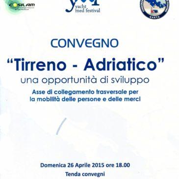 Ymf 2015: Convegno a Tirreno Adriatico