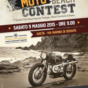Gaeta: primo concorso di bellezza per moto!