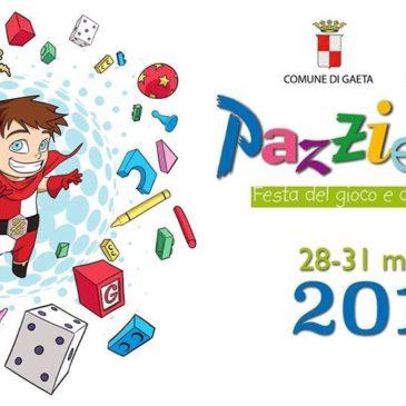 #Eventi Gaeta: PAZZIELLE, dal 28 al 31 Maggio 2015