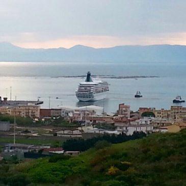Navi da Crociera a Gaeta: Ecco le foto dell'attracco in porto