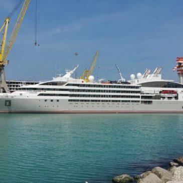 Gaeta: nuove navi da crociera in arrivo, tutto pronto per l'accoglienza