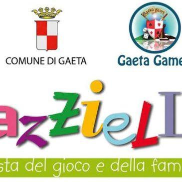 Pazzielle 2015 a Gaeta: Festa del Gioco e della Famiglia – Dal 28 al 31 Maggio