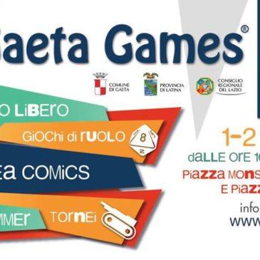 Gaeta Games 2015: Settima edizione il 1 e 2 Giugno