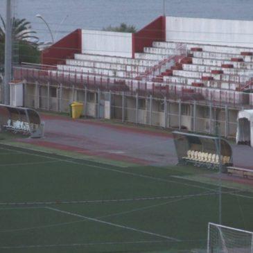 Gaeta Campo Riciniello: al lavoro per la copertura parziale della tribuna
