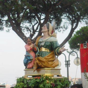 Gaeta: Festeggiamenti in onore di Sant'Anna – Ecco il programma