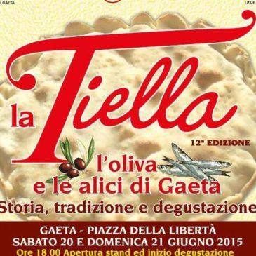 Gaeta: La Tiella, le Olive e le Alici di Gaeta. Degustazioni