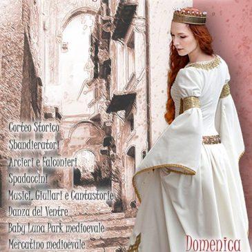 Itri (LT): Festa Medioevale del Borgo – Domenica 26 Luglio 2015