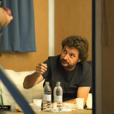 IL PROFESSOR CENERENTOLO di Leonardo Pieraccioni: Venerdi a Gaeta la conferenza stampa di presentazione Film