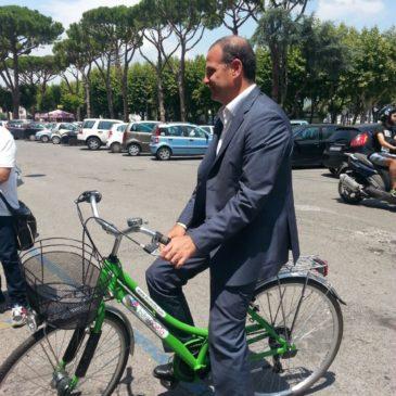 Bike Sharing Gaeta: Intervista al primo cittadino