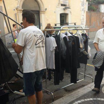 Pieraccioni Film a Gaeta: Ecco l'anteprima dei costumi di scena