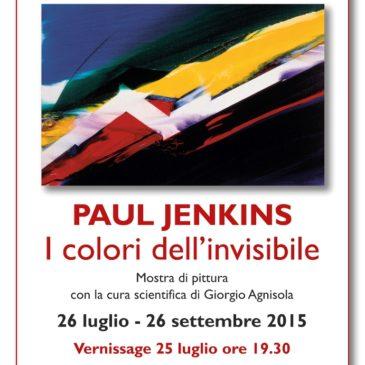 #Mostre #Gaeta  Inaugurata ieri: I colori dell'invisibile di Paul Jenkins