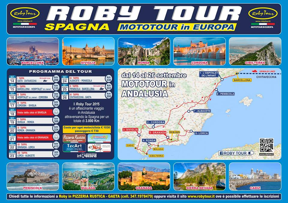 Roby tour in spagna 2015 n
