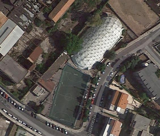 gaeta via venezia palazzetto dello sport