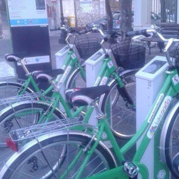 Bike sharing a Gaeta: installate le nuove bici – domani l'inaugurazione