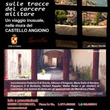 Castello Angioino Gaeta: prima visita disponibile per il 2015, 5 Agosto