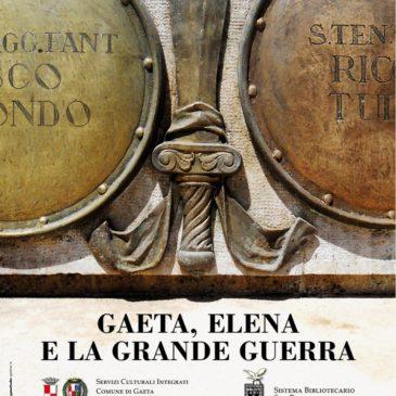 Mostra a Gaeta, Elena e la Grande Guerra: Inaugurazione sabato 18 luglio 2015