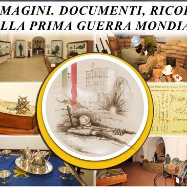 """VIDEO Gaeta: Mostra """"Immagini, Documenti, Ricordi della Prima Guerra Mondiale"""""""