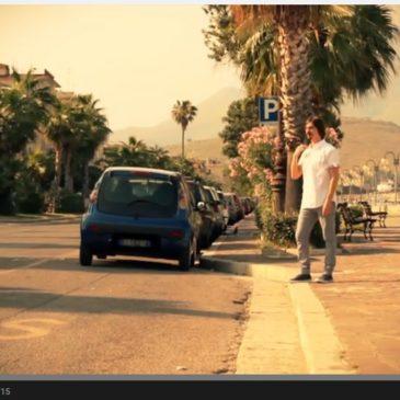 *VIDEO* Girato a Gaeta lo spot di Santal: anche l'attore è di Gaeta