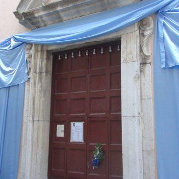 Gaeta: Iniziati i lavori di messa in sicurezza presso la Chiesa dei Santi Cosma e Damiano Vecchio