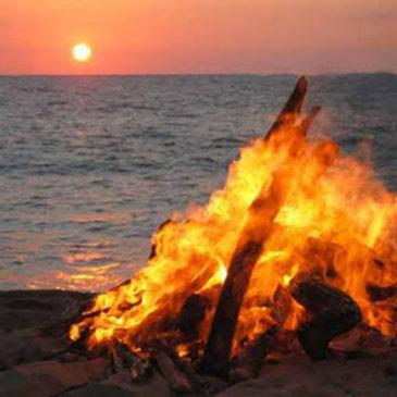 Gaeta: Spiagge chiuse la notte del 14 agosto