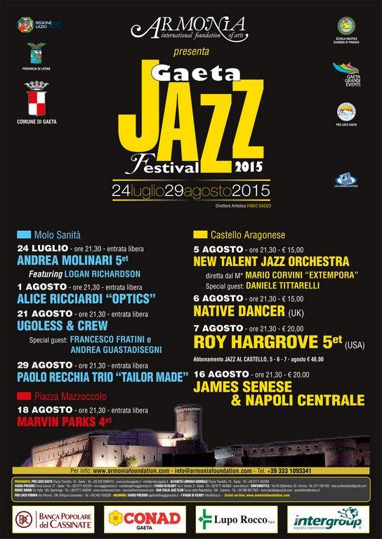jazz al castello gaeta