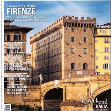 Bell'Italia su Gaeta introvabile in edicola: ecco tutte le pagine che parlano di noi