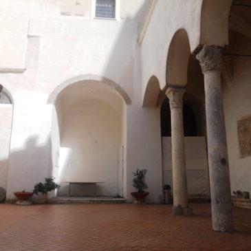 """#Eventi Gaeta: Monologo dell'artista Enzo Scipione """"Provateci"""" – Chiesa di San Salvatore"""