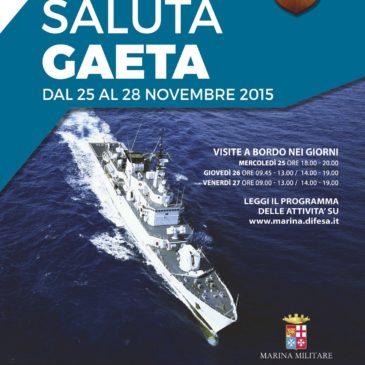 Gaeta: Visita a bordo della Nave Maestrale. Ecco giorni e orari