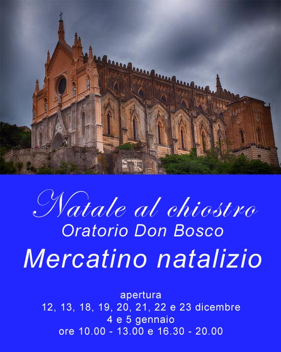 Nataleal chiostro_oratorio don bosco