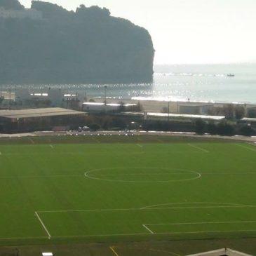*VIDEO* Stadio Riciniello di Gaeta, quasi completato, si lavora anche la domenica