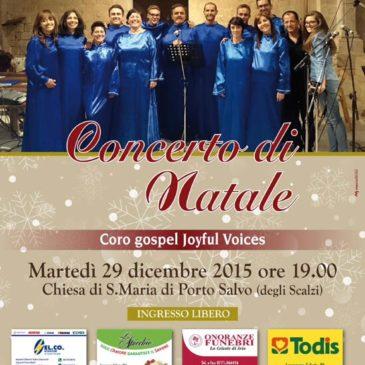 "Gaeta: Coro Gospel Joyful Voice, protagonista de ""Il Concerto di Natale"""