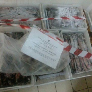 Gaeta: Attività complessa di controllo sulla filiera della pesca