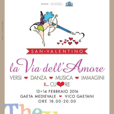Gaeta: In the frame of love … il concorso fotografico di San Valentino