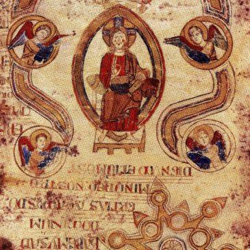 EXULTET1 DI GAETA: Ultimato a Roma il restauro del manoscritto dell'XI secolo