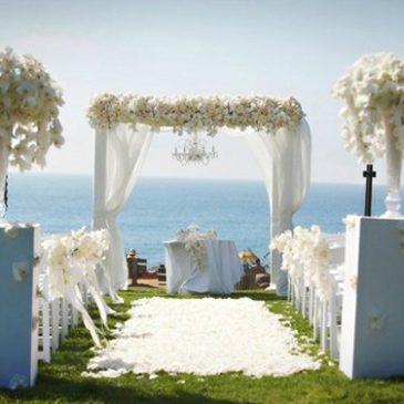 Gaeta: matrimoni civili in spiaggia e location esclusive / La proposta