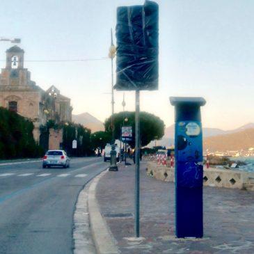 Gaeta: dal 1 Marzo riprende la sosta a pagamento su tutto il territorio comunale