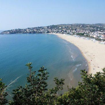 Gaeta, nuova ordinanza #CoronaVirus Spiagge e Parco Regionale chiusi vietata ogni attività sportiva