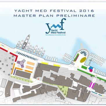 Gaeta: YMF – La IX edizione del 2016 si terra dal 22 aprile al 1 maggio / Yacht Med Festival 2016