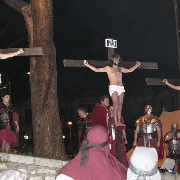 Gaeta: Sacra Rappresentazione della Vita, Passione e Morte di Gesù di Nazaret