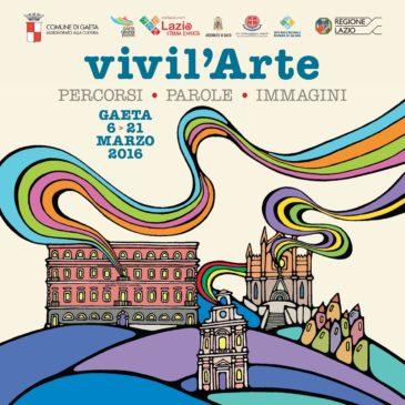 """Tanta cultura a Gaeta nel mese Marzo / Ecco tutti gli appuntamenti di """"Tesori dell'Arte"""""""