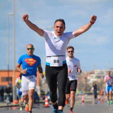 Sport: esordio nel mondo del Triathlon Mondiale da parte dell'atleta formiano Erasmo Marciano