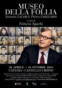 Marco Coainiz, artista gaetano doc, espone a Catania selezionato da Vittorio Sgarbi