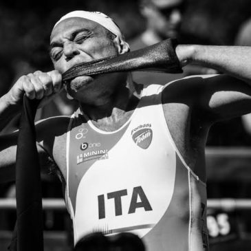 Gaeta: Erasmo Marciano sfiora nuovamente il podio al RomaTriEvents