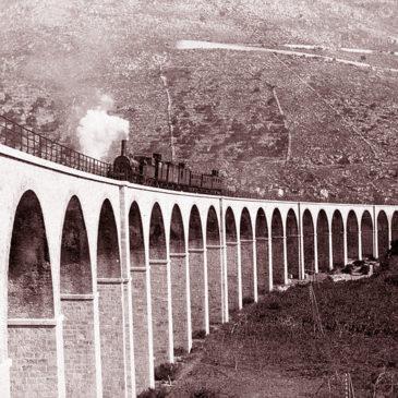 Storia della nostra Città: Ferrovia Sparanise-Formia-Gaeta