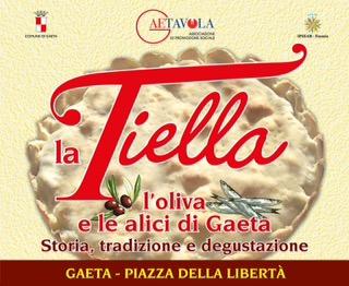 """Sagra: """"La Tiella, l'oliva e le alici di Gaeta"""" – degustazioni / ecco le date 2016"""