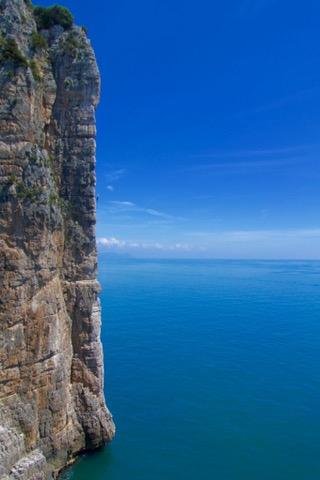 *Foto* Gaeta a picco sul mare come non l'avete mai vista