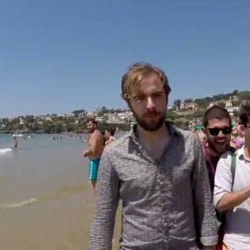 LinFante: Il Bellissimo videoClip girato interamente a Gaeta sulla spiaggia della Nave di Serapo e del Cycas