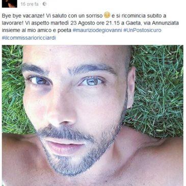 """Marco D'Amore, il """"Ciro di Gomorra"""", attende i suoi fan a Gaeta / L'invito su Facebook"""